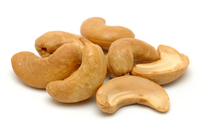 Large cashews